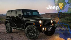 jeep travel