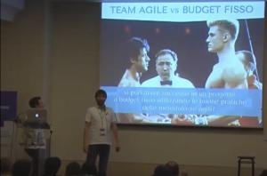 team agile vs budget fisso