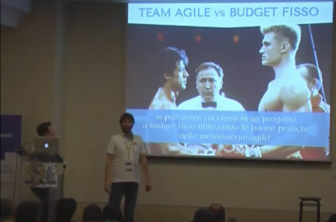 team agile vs budget fisso