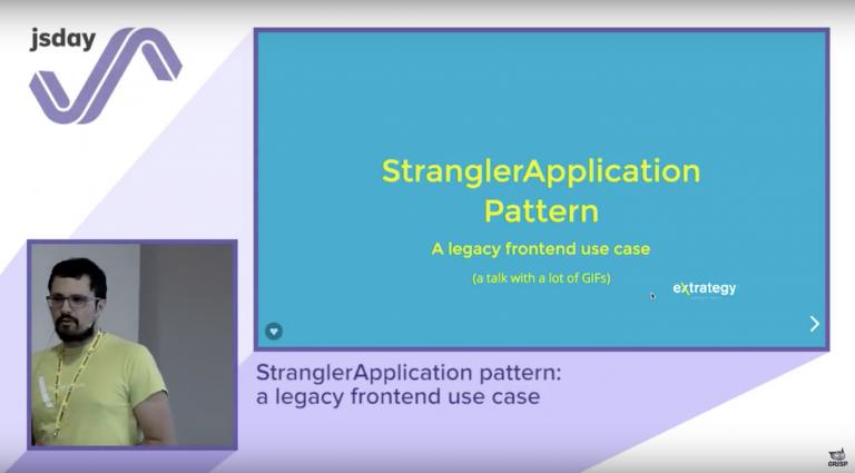 strangler application