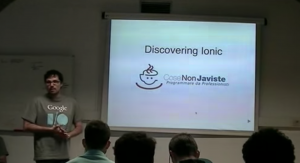 discovering ionic