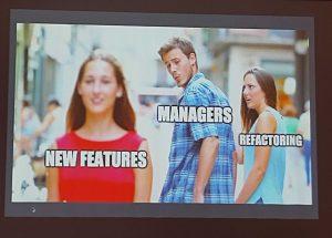 legacy code refactoring