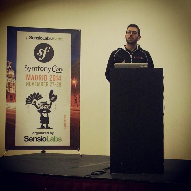 SymfonyCon Madrid