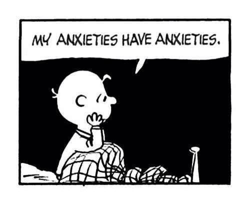 anxiety driven development