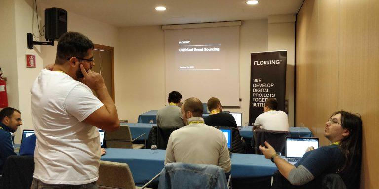 cqrs event sourcing workshop