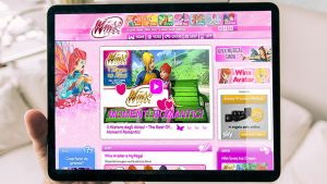 rainbow winxclub
