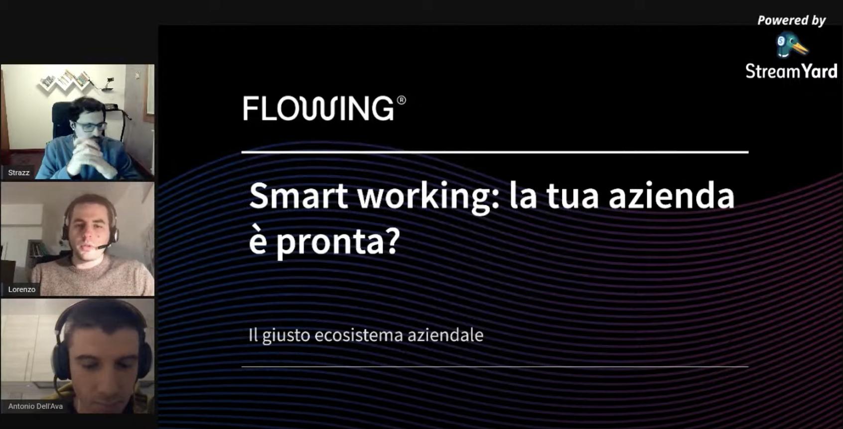 smart working: la tua azienda è pronta?