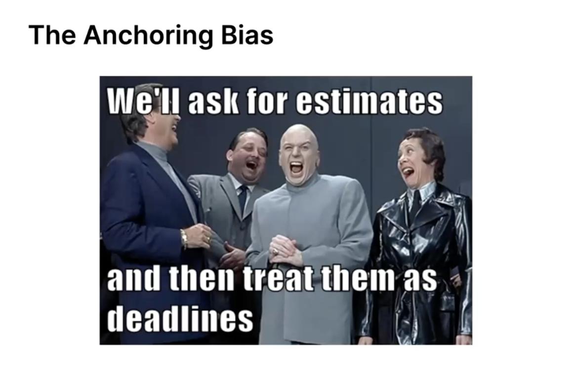 bias cognitivi programming