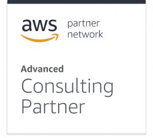 Badge AWS advanced partner