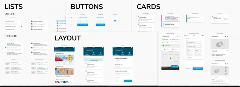 ux e sviluppo per design sytem